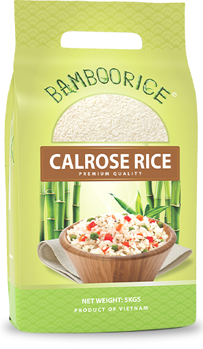 Bamboo Calrose Rice