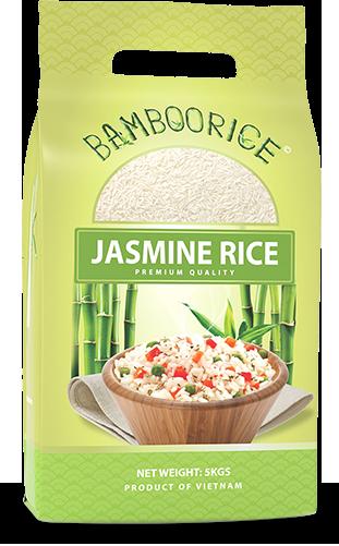 BAMBOO JASMINE RICE